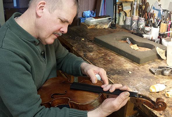 instrument restoration