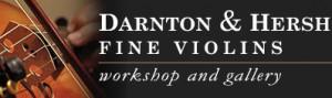 Darnton & Hersh Find Violins logo