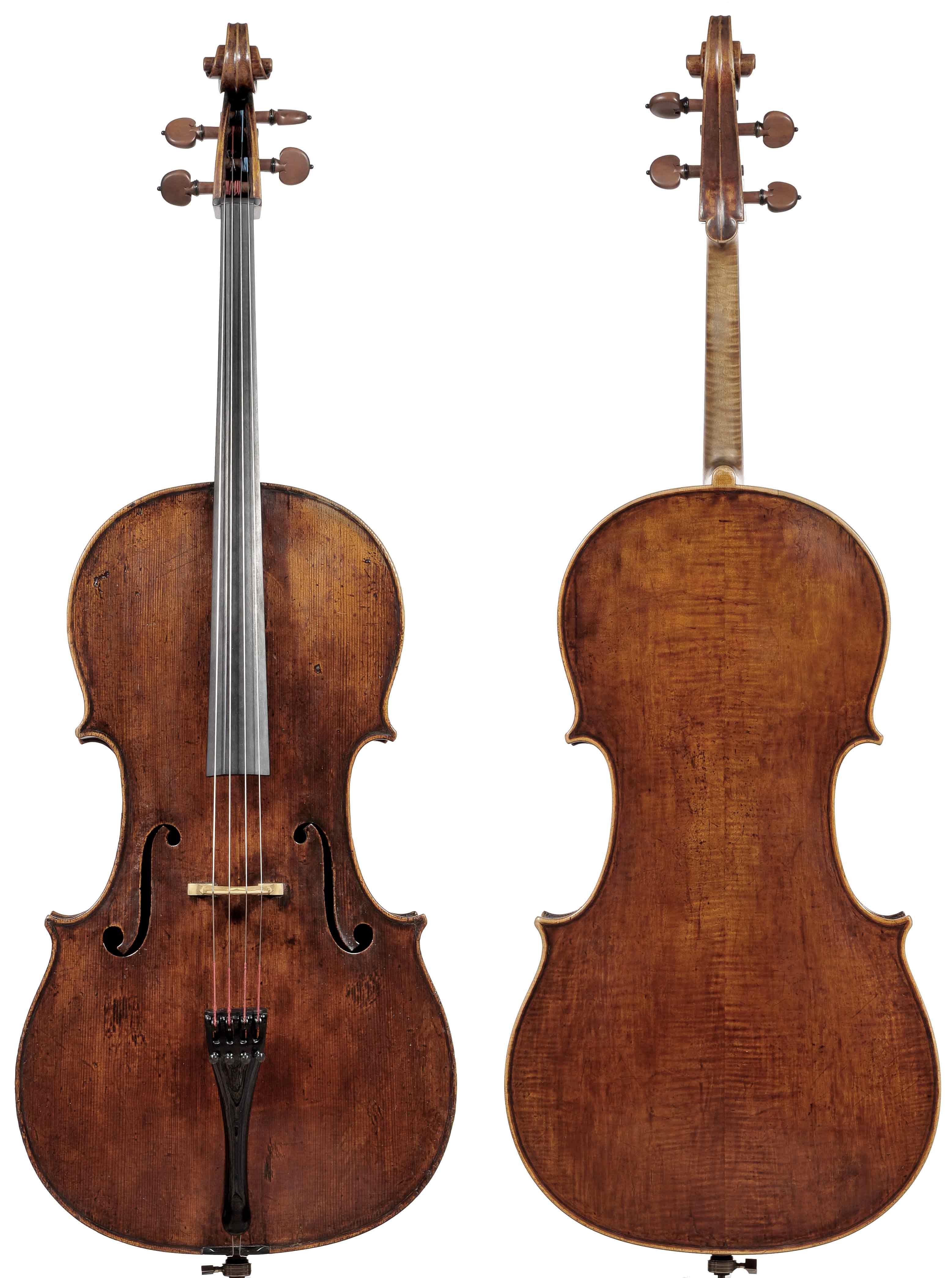 Stradivari Cello