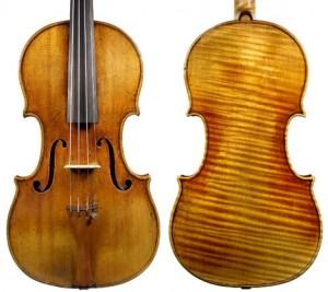 Vieuxtemps Stradivari