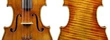 Stradivari waists