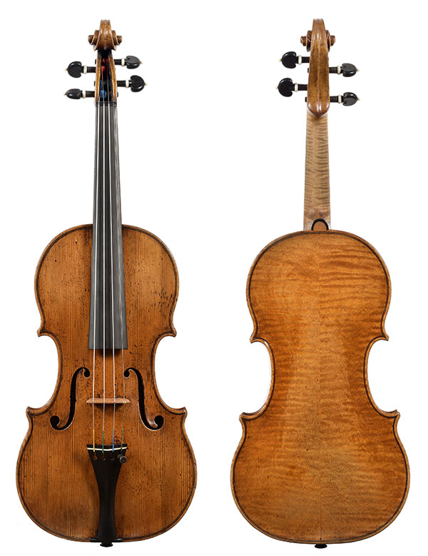 Nicolo Amati Violin