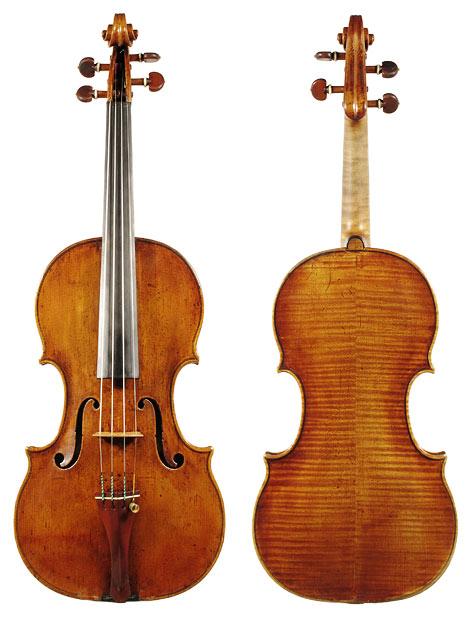Brothers Amati Violin