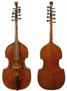 1915 Cello d'Amore