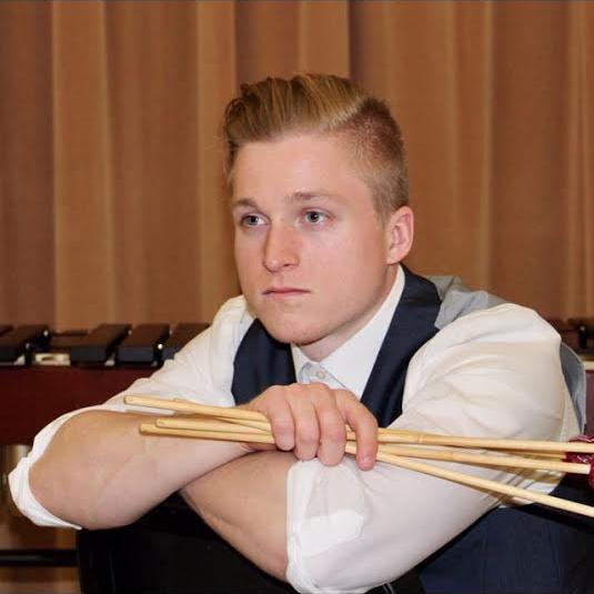 Logan Fox, Percussionist